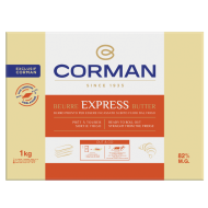 Express Butter 82 % Fat - Sheet