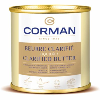Liquid Clarified Butter 99,9 % fat