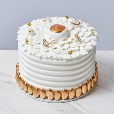 The Exotic Cake