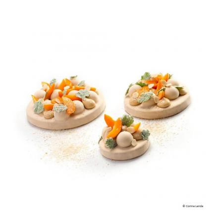 The Duna tart from Yann Duytsche