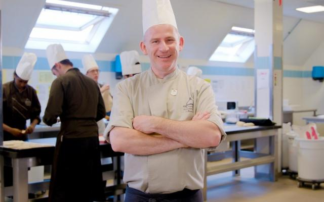 Jef Bruynseels - Finalist of the contest Best Croissant of Belgium 2019